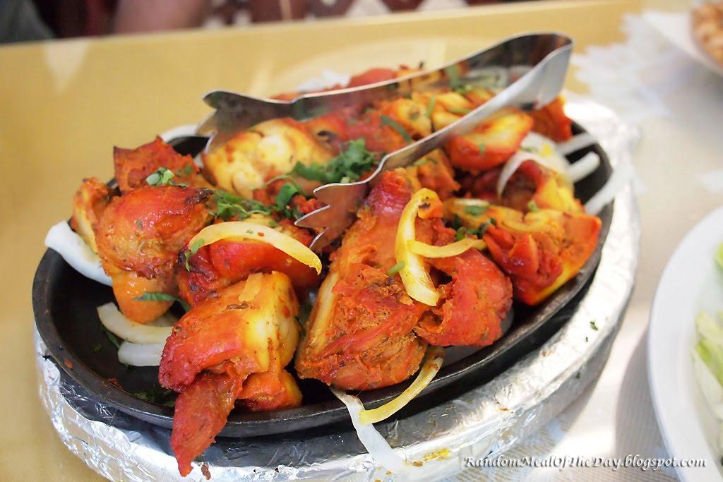 Al Watan Halal Restaurant Chicken Tikka